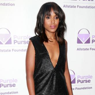 Kerry Washington isn't competitive with other actresses