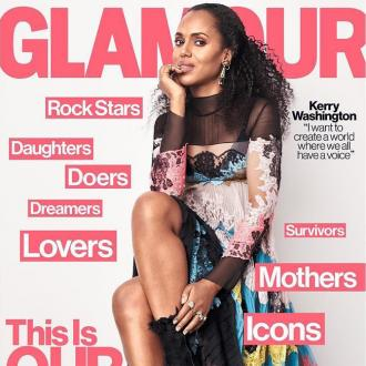 Kerry Washington: Life's getting better