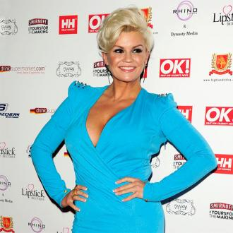 Kerry Katona happy with new man