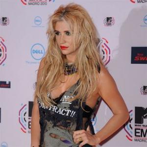 'Metal-loving Rock Chick' Kesha