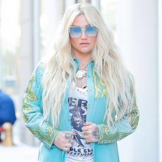 Kesha Thrilled With Grammy Nominations