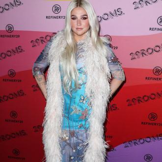 Kesha's androgynous icons