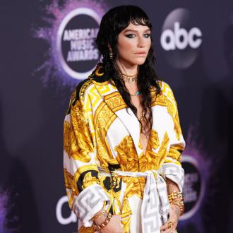 Kesha is learning to be open and honest