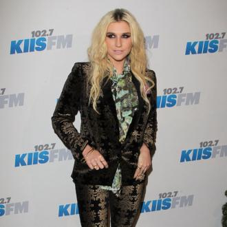 Kesha Wants Keith Richards Look