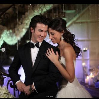 Kevin and Danielle Jonas celebrate 10 years of marriage