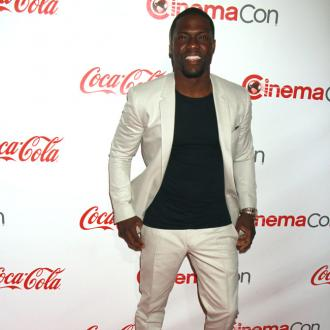 Kevin Hart stole David Beckham's 'dirty biker boot'