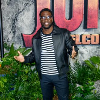 Kevin Hart Back At Work Following Car Crash