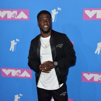 Kevin Hart wants to join Dwayne Johnson in Black Adam