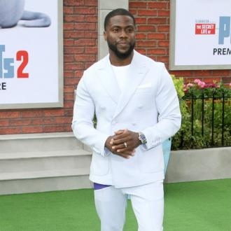 Kevin Hart surprises frontline doctor with news he's set to feature in his next movie