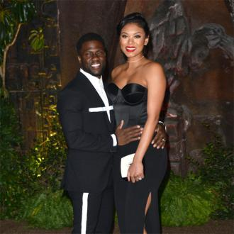 Kevin Hart's new son 'loves the breasts'
