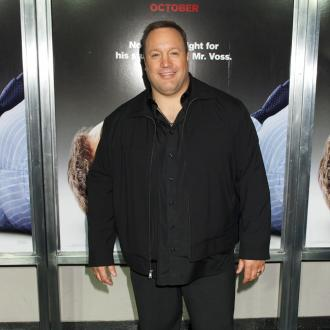 Kevin James is a dad again