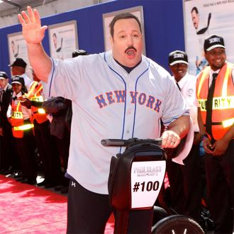 Kevin James' parenting trick
