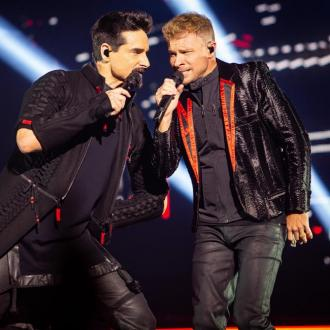 Kevin Richardson Flies Kids To London For Backstreet Boys Second O2 Show