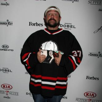 Kevin Smith thought heart attack was a reaction to bad milk