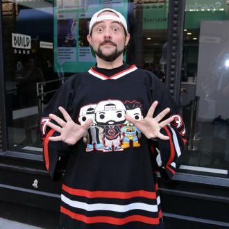 Kevin Smith treats life like 'borrowed time' after massive heart attack