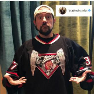 Kevin Smith Sheds 20lbs