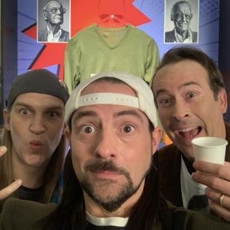 Kevin Smith starts filming Jay and Silent Bob reboot