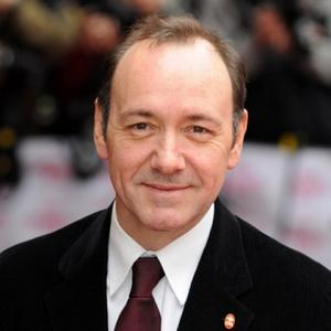 Kevin Spacey Is 'The Luckiest Guy Alive'