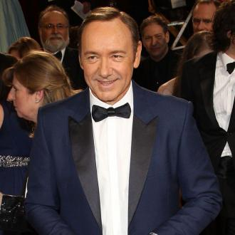 Kevin Spacey Loved Photoboming Ellen Degeneres' Oscar Selfie