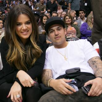 Khloé Kardashian: Rob's Suffering From 'Social Anxiety'
