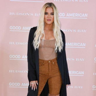 Khloé Kardashian struggled to feel 'comfortable' in a swimsuit