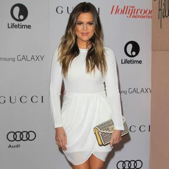 Khloe Kardashian Staying 'Strong' After Filing For Divorce