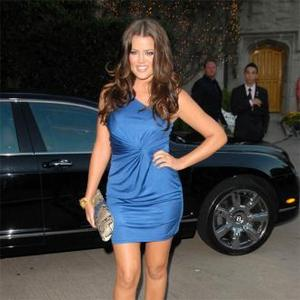 Khloe Kardashian Stressed Over Pregnancy