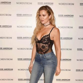 Khloe Kardashian hosts gold themed Fourth of July party