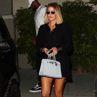 Pregnant Khloe Kardashian Hits Back At Critics