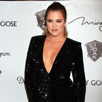 Khloe Kardashian packed for labour