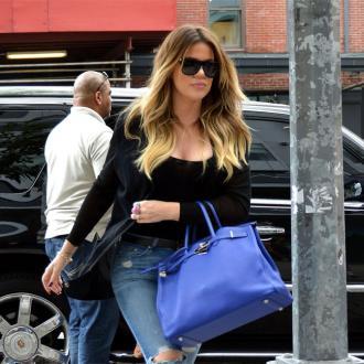 Khloe Kardashian studied Kylie Jenner's labour
