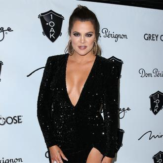 Khloe Kardashian 'sore' holding daughter True