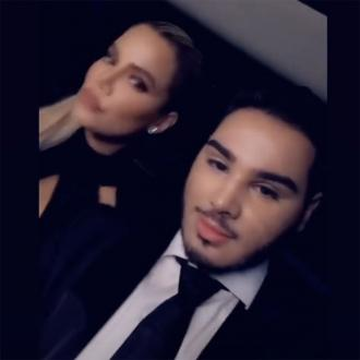 Khloe Kardashian accompanies fan to prom