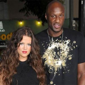 Khloe And Lamar's Perfume Worries