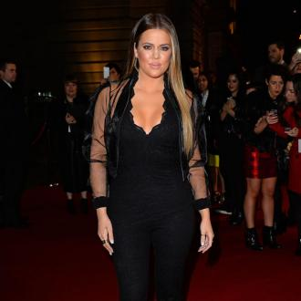 Khloe Kardashian Ignores Pressure About Looks
