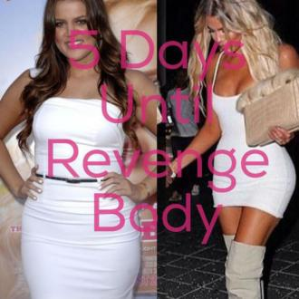 Khloe Kardashian shows off 40lbs weight loss