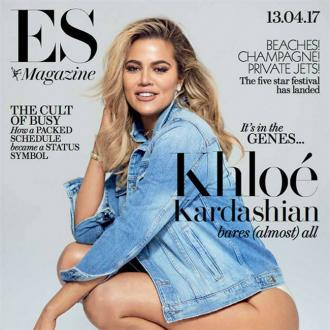 Khloé Kardashian Never Used To Wear Denim 'At All'