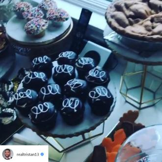 Khloé Kardashian Is 'Exhausted' After Cooking Thanksgiving Feast