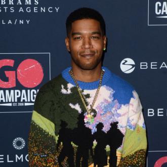 Kid Cudi: Kurt Cobain inspired SNL floral dress