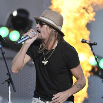 Kid Rock Boasts Of Being 'Loaded'