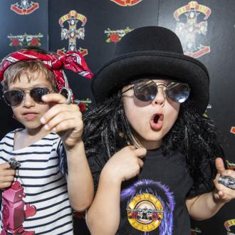 Gun N' Roses' London Pop-up Ends Tomorrow
