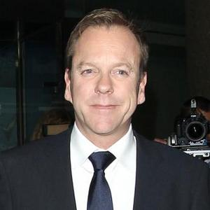 Kiefer Sutherland Happy With Family Bond