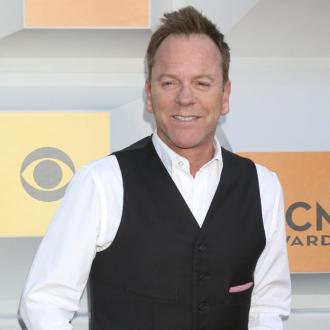 Kiefer Sutherland didn't want daughter to act