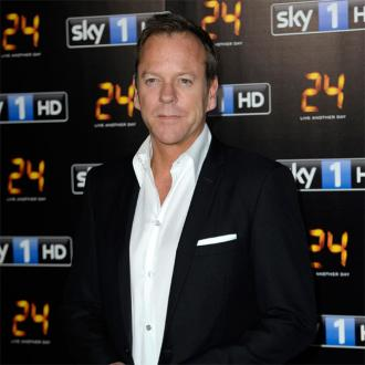 Kiefer Sutherland Missed 24 Family