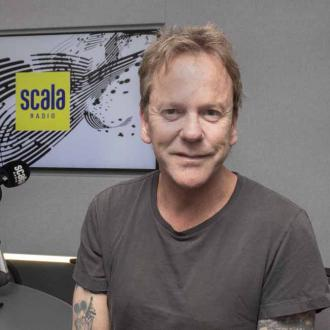 Kiefer Sutherland won't watch himself on screen