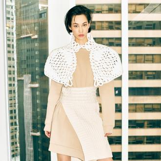 Kiko Mizuhara Wants To Launch A 'Simple And Easy' Clothing Line
