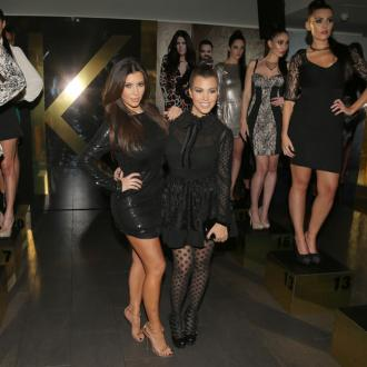 Kim And Kourtney Kardashian Launch Kardashian Kollection