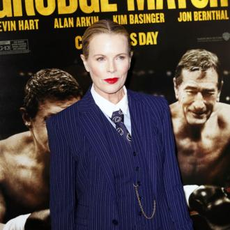 Kim Basinger Lands Modelling Contract
