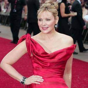Kim Cattrall Stunned By Sex Posters