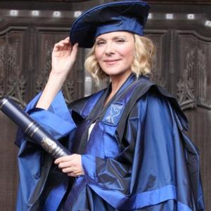 Kim Cattrall's Liverpool Fellowship
